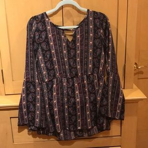 Fun and fresh going out blouse